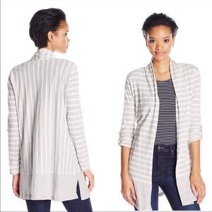 NWT Two By Vince Camuto Stripe Cardigan